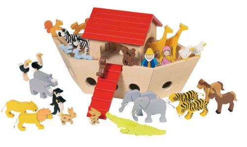 Goki Noah's Ark Toy Figure