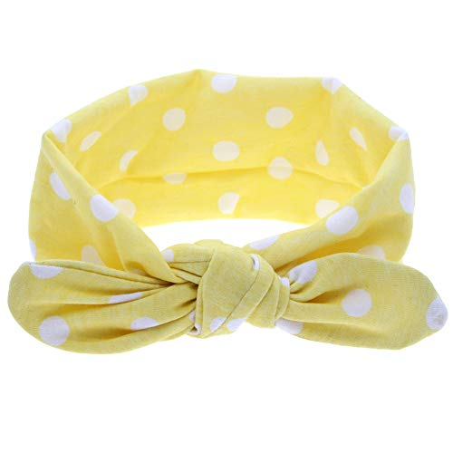 Best Quality Hah Practical Creative Newest Grateful Available Latest Necessaries Rabbit Ear Bow Knot Headbands Headwear Bow Dot Trendy