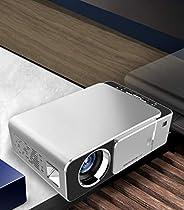 BEESCLOVER Portable Mini LED Cinema Video Digital HD Home Theater Projector Beamer Projector US Plug
