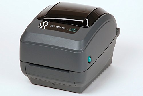 Citizen America CL-S631-GRY CL-S631 Series Thermal Transfer/Direct Thermal Barcode and Label Printer with USB/RS-232C Connection, 4