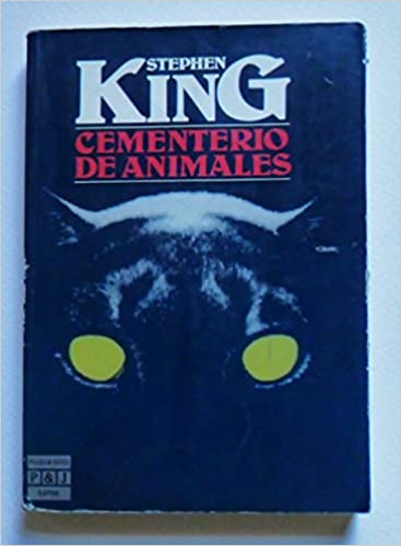 Cementerio De Animales Pet Cemetary Amazon Es King Stephen Libros