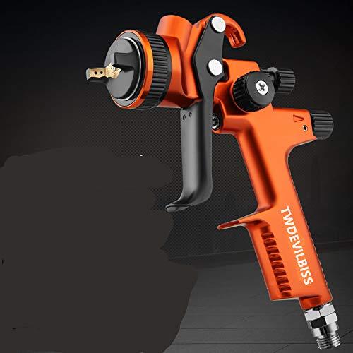 2019 New Model Spray Gun Airbrush Car Paint Gun 1.3mm Nozzle 600cc Gravity Feed Sprayer