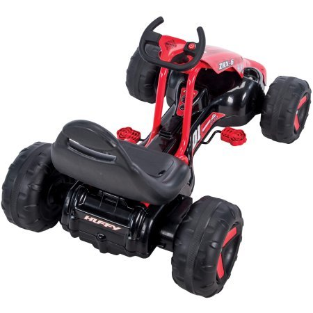 Eye-Catching,Fun and Exciting Huffy ZRX-6 Battery-Powered 6V
