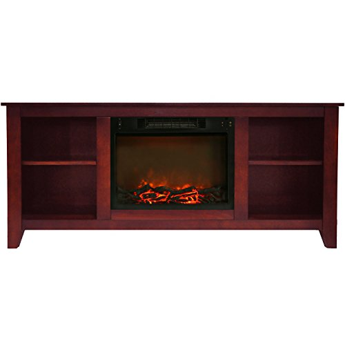 Hanover Bel Air Electric Fireplace, 63