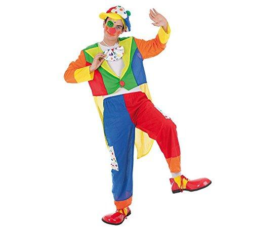 LLOPIS - Disfraz Adulto Payaso Tino: Amazon.es: Juguetes y ...