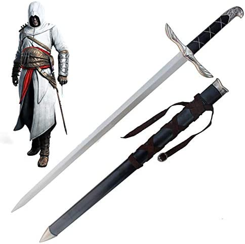 Amazon Com Realfirensteel Assassin S Creed Altair S Sword