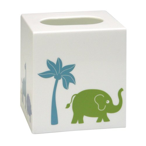 Allure Home Creations Animal Cracker Plastic Tissue Box