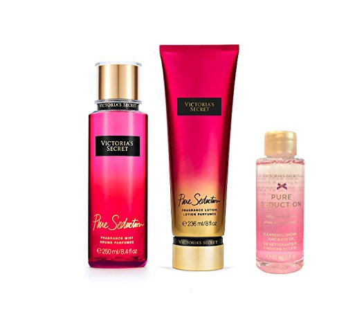 Victoria's Secret Pure Seduction Fragrance Body Lotion & Body Mist Set
