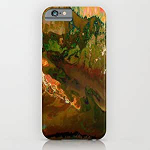 Society6 - 06-04-18 (mountain Glitch) iPhone 6 Case by Acousticdemons