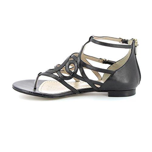 amp;scarpe Bassi Sandali By Alesya Scarpe Donna Negro wqPgnFC