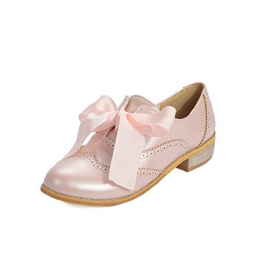 1TO9, Scarpe col tacco donna, rosa (Pink), 35 EU