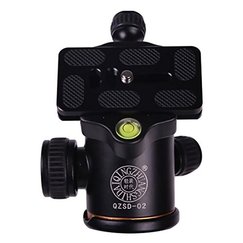 Morjava MJ-02 360℃ Aluminum Ball Head for Camera Tripod Monopod