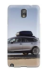 Galaxy Note 3 Case Cover Skin : Premium High Quality 2015 Subaru Outback Case