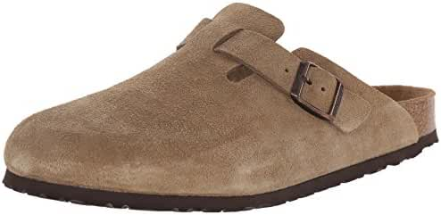 Birkenstock Unisex Boston Soft Footbed Clog