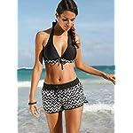 UMIPUBO-Tankini-Donne-Beach-Spiaggia-Swimwear-Due-Pezzo-Sexy-Beachwear-Moda-Mare-Costume-da-Bagno-a-Righe-Bikini-Beachwear