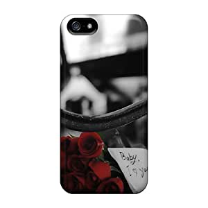 Premium Iphone 5/5s Case - Protective Skin - High Quality For Baby I Love U