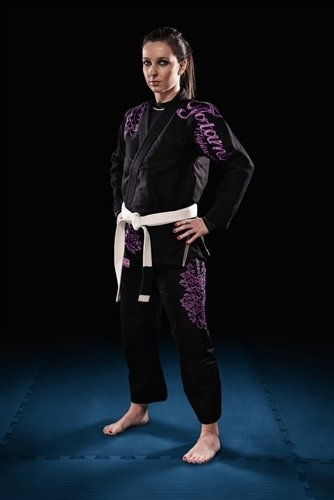 Tatami-Ladies-Phoenix-BJJ-GI-Black