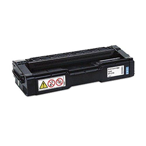 Sp Compatible Cartridges (myCartridge 407540 Compatible Replacement Toner Cartridge for Ricoh Aficio SP-C250DN, SP-C250SF printer (1 Pack Cyan))