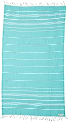Seafoam Beach Towel Blanket Tapestry Wall Hanging - 100% Turkish Cotton by Sand Cloud - As Seen on Shark Tank