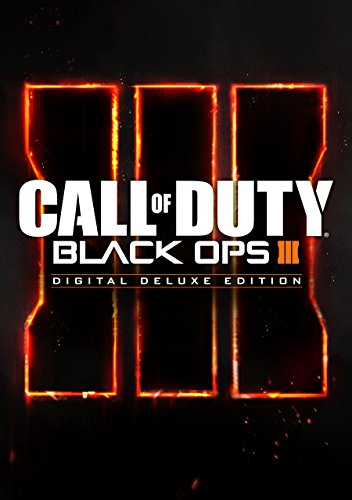Call of Duty: Black Ops III - Digital Deluxe Edition - PC  [Digital Code] (Call Of Duty Digital Deluxe Edition Ps4)