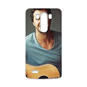 Approachable guitar prince Luke Bryan Cell Phone Case for LG G3