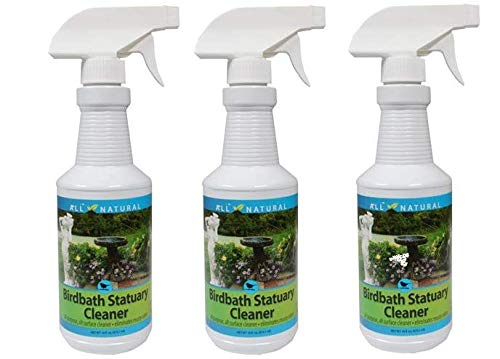 ymes Birdbath Statuary Cleaner Spray Bottle 98510D 16 oz. ()