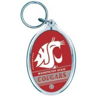 Washington State Cougars Acrylic Key - State Cougars Key Washington