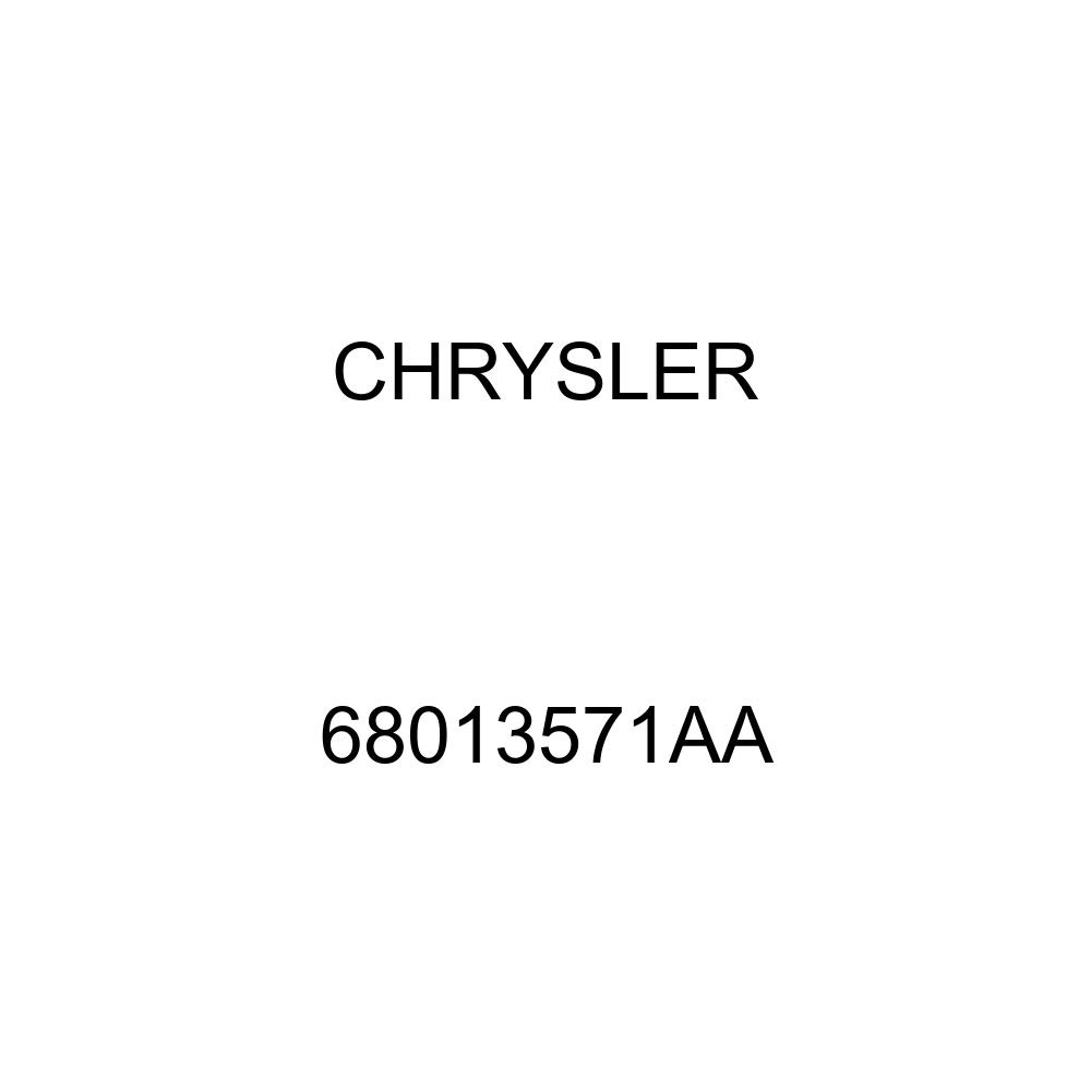 Genuine Chrysler 68013571AA Anti-Lock Brake Control Module