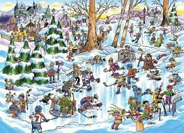 Hockey Town DoodleTown