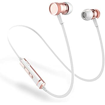 upgrade inzhirui bluetooth headphones wireless sport running workout earbuds. Black Bedroom Furniture Sets. Home Design Ideas