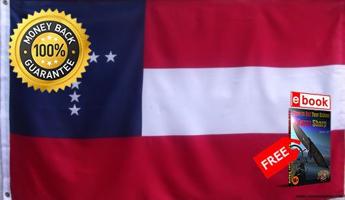 5th Kentucky Infantry Regiment Flag Stars Bars War Historical Banner 3x5 PREMIUM Vivid Color and UV Fade eBOOK by MOON KNIVES