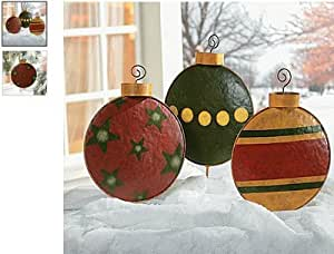 Amazon.com: OTC Giant Christmas Tree Ornament Garden Decor ... on Backyard Decorations Amazon id=15752