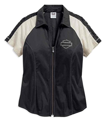Harley Davidson Womens Accent Sleeve 99154 16VW