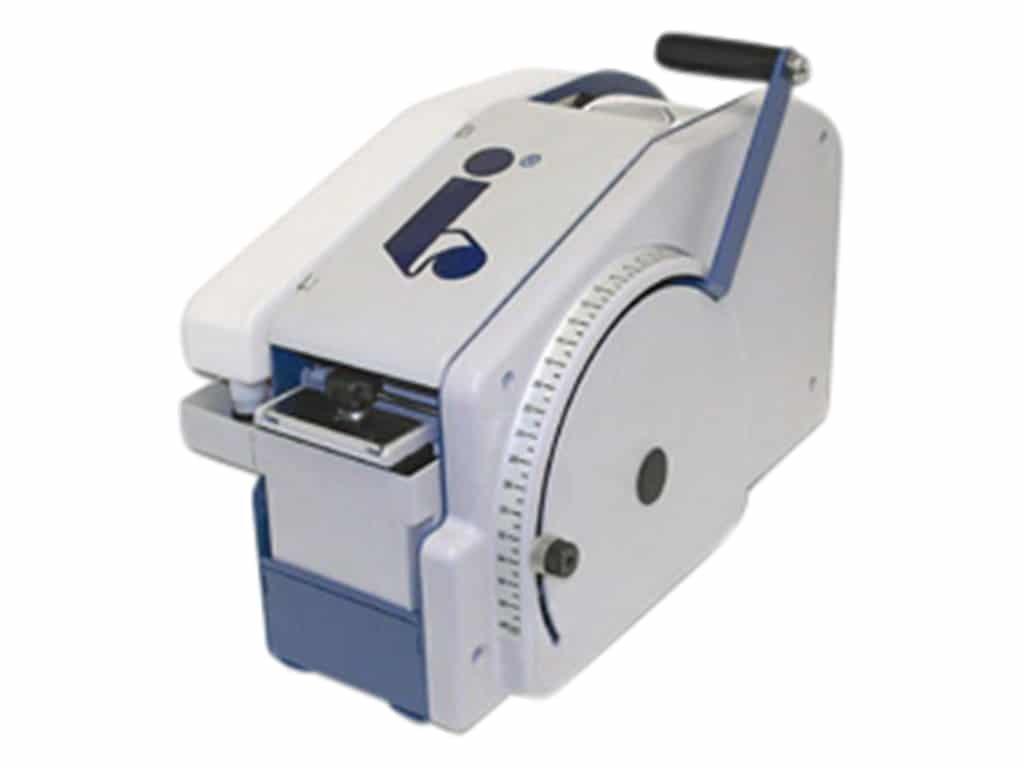 T.R.U. TWA1000M Portable Manual Water-Activated Tape Dispenser