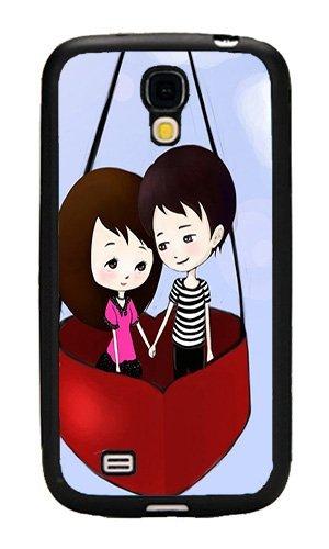 Samsung Galaxy S4 Case Personalized Love Mongolfiera Custodia In