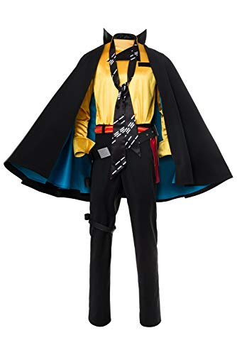Men's Halloween The Black Series Lando Calrissian