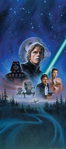 Star Wars Poster Photo Wallpaper Luke Skywalker Han Solo