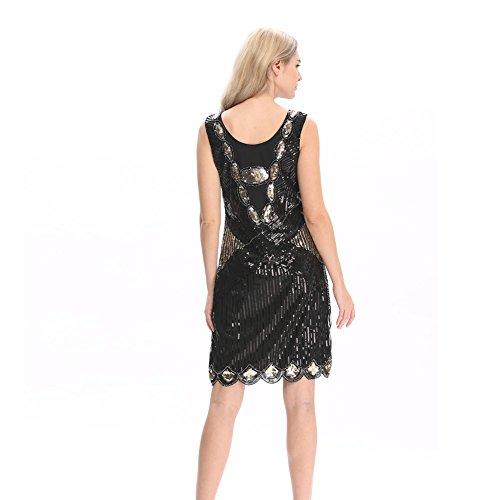 donna Dance Nero nero Vestaglia Best qEwnCdgqZ