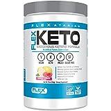 Flexatarianer Flex Keto-Exogenous Ketone Powder, Raspberry Lemonade-15 Servings