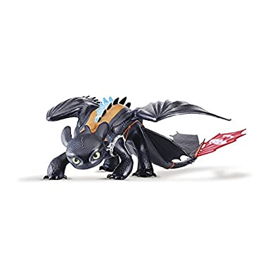 DreamWorks How To Train Your Dragon 2 - 23  Mega Toothless Alpha Edition