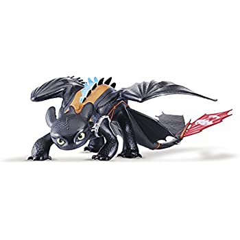 Amazon dreamworks how to train your dragon 2 23 mega dreamworks how to train your dragon 2 23 mega toothless alpha edition ccuart Gallery