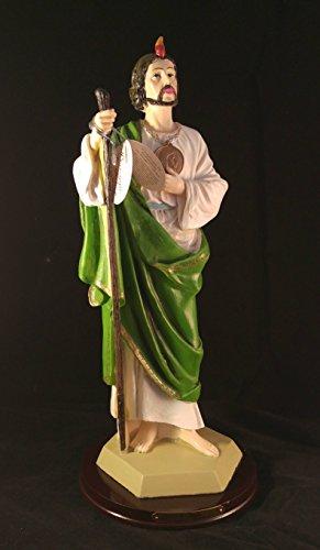 saint jude the apostle statue roman catholic christian religious