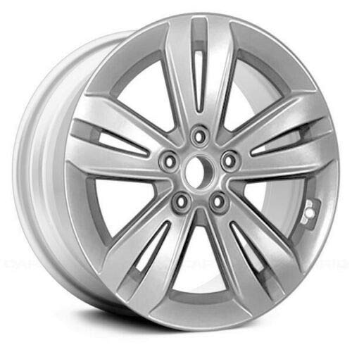 Partsynergy Replacement For OEM Take-Off New Aluminum Alloy Wheel Rim 17 Inch Fits 2017-2019 Kia Sportage 5 Double Spokes 10 Spokes 5-114.3mm