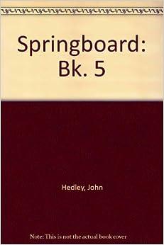 Springboard: Bk. 5