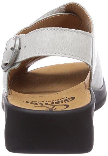 Ganter MONICA, Weite G - Zapatos para mujer Blanco