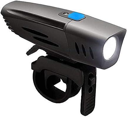 SIRUL Luz Bicicleta Luces Bicicleta Delantera LED con USB ...