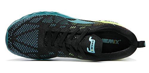 Onemix Air Course Noir Baskets Multisports adulte Gym De Hommes mixte Bleu Fitness Chaussures Sport outdoor rrwqxpB