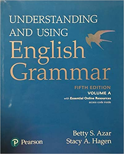 Amazon Com Understanding And Using English Grammar Volume A With