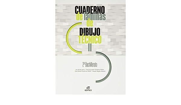 Cuaderno De Láminas Dibujo Técnico II 2º Bachillerato: Amazon.es ...