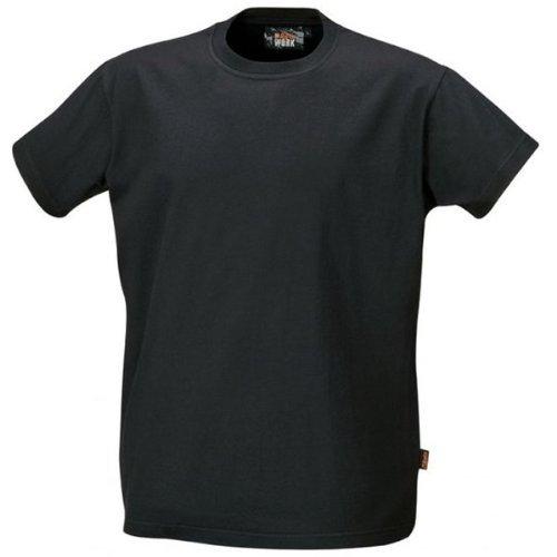 Beta 75480206 7548N/ XXXL Work T-Shirt - Black by Beta by Beta